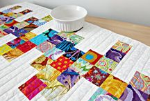 Quilted table runners / Quilted / by Bevalina Thompson