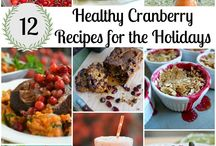 Festive Recipes / Collection of recipes that are festive or holiday related.