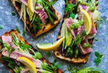 Cuisine - Sandwichs/Tartines