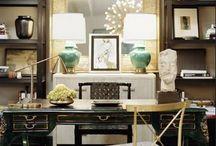 Office decor / by Diane Keigley