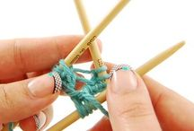 Knitting - dpns