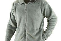 Men's fleece jackets