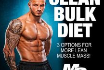 Mass gaining diet