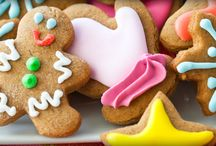 Hiland Home for the Holidays / Recipes from our 2014 Holiday Cookies Contest