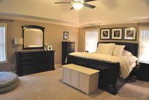 Bedroom Ideas / by Keri Cramm