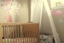 Toddler and baby room