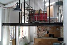 Ambiance loft néo indus