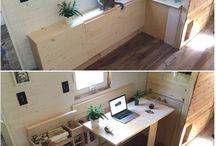 airbnb small desk