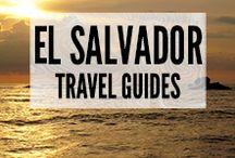 Travel El Salvador / Travel guides for El Salvador