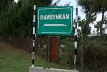 Mawsynram! Wettest Place on Earth / Where my ancestors are from!