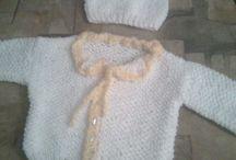pleteme na miminka / pletení,háčkování,drobné šití
