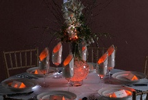 Table Settings / by Creative Theme Wedding Ideas