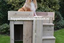 Hondenslapers