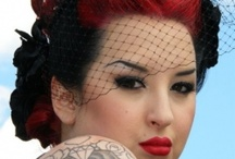 Rockabilly Style / Hi my Pintrest friends :) If you love my pins, please share them on Twitter and Facebook too. Thanks :)  / by Elizabeth Lapenta