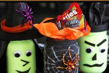 { HALLOWEEN } / Halloween crafts and activities for kids and parents