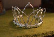 tiara for Alice in Wonderland / by Corina Kropp