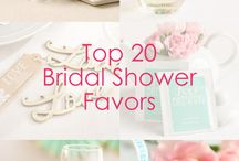 Bridal Shower Favors
