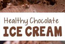 Ice cream and frozen yoghurt