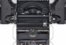 Typewriter love / by Kirsty Higginson