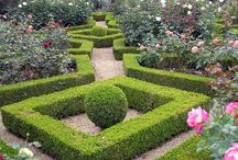 Beautiful gardens and elements thereof / by Trudy Russell