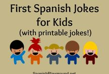 Having fun! / ¡A divertirse! / Ideas and activities to have fun with children.