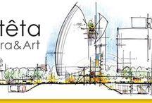 Arquitetura / by Paulo Beneton