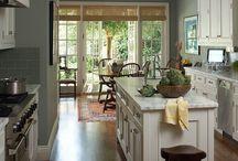Kitchen Ideas / by Moriah Gillis