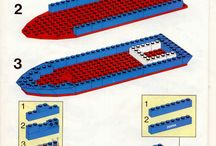 Lego 6541 Intercoastal Seaport Instructions