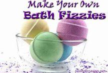 BATH FIZZIES <BATH BOMBS>