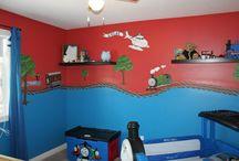 Thomas bedroom ideas