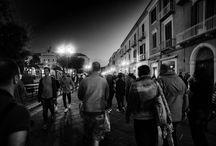 bianco panna / notte bianca a Campobasso