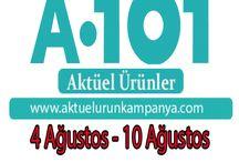 A101 4 Ağustos 2016 Aktüel Ürünler Kataloğu / A101 4 Ağustos perşembe aktüel ürün kataloglarında birbirinden güzel ürünler her bütçeye uygun fiyatları ile a101 mağazalarında sizleri bekliyor.