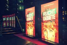 FEUCHTGEBIETE PREMIERE BERLIN / ZOOKIE auf der Feuchtgebiete Premiere in Berlin