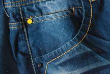 men jeans detail