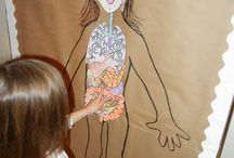 Kids and biology / Creative ways to teach kindergarten children about biology, environment and nature
