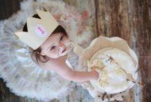 Primer añito - 1st birthday / Inspiración de fotografías para el primer añito.