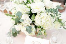 ブライダル装花「白」