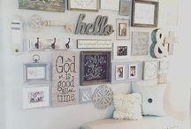 Inspiração parede churrasqueira