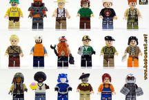 MILITARY LEGO / Custom military Lego models.