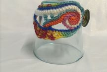 Crocheted craziness / Colorfull crocheted creations I made.  crochetedcraziness.tictail.com