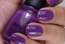China Glaze / For over 13 years, China Glaze has exceeded the bar set by the professional nail care industry.