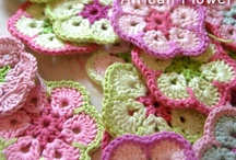 colorful crocheted goodness / by adrienne shorts