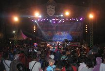 Malang Community Festival 2014 / Community festival to promote local cultural traditions, crafts, food, music, and performance art.