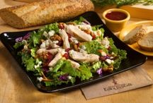 Erik's Salads & Wraps / Made With Locally Grown Fresh Greens From Mann's Sunny Shores