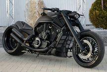 Motorcycles / Harley