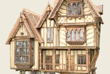 Tudor miniatures / All things Tudor