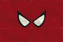Superheros / by Trevan McGee