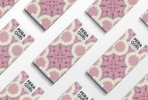 Packaging de chocolate. Chocolate packaging. / Packaging (patrón) para nuestro cliente Peñaquel. Paterna wrappers our client Peñaquel. www.lafactoriagrafica.com