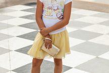Prontos para a festa / Os pequenos também merecem um look da moda, repleto de estilo. Inspire-se nessas composições e crie seu próprio visual para festejar!