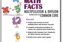 Math - X and / / Multiplication and Division